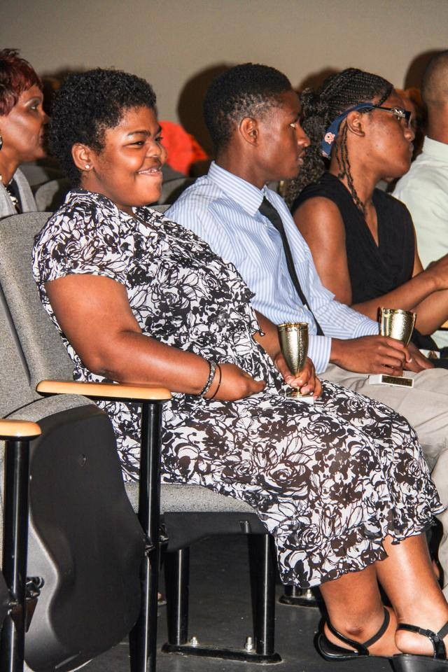 Project SEARCH participants have something to smile about: seven of the 10 participants at the Birmingham Southern College site were placed into permanent employment by their completion of the program