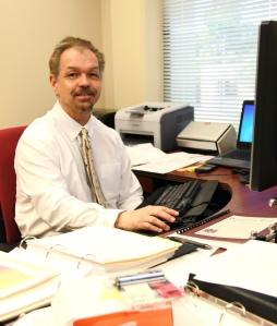 Frank Snyder is ADRS's new internal audit manager