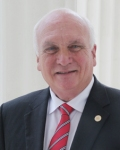 New ADMH Commissioner James V. Perdue was among those in attendance at the SECC meeting