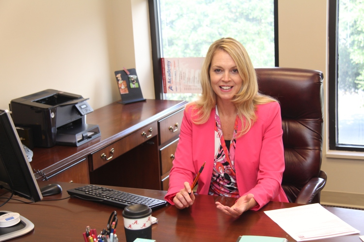 Tracy Francisco is the new director of Human Resources and Development