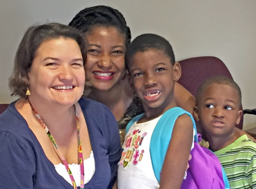 Montgomery CRS helps area families purchase items for back to school