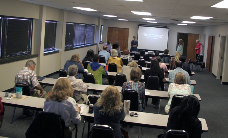 The PETS training provides up-to-date information on the newest WIOA regulations