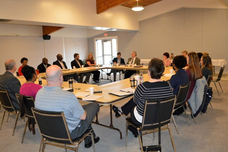A recent meeting of professionals from ADRS, AIDT and AIDB has led to E.H. Gentry housing the only accessible Ready to Work program in the state