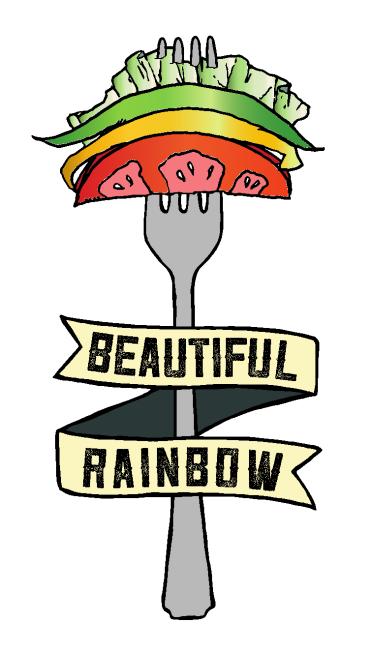 The Beautiful Rainbow logo