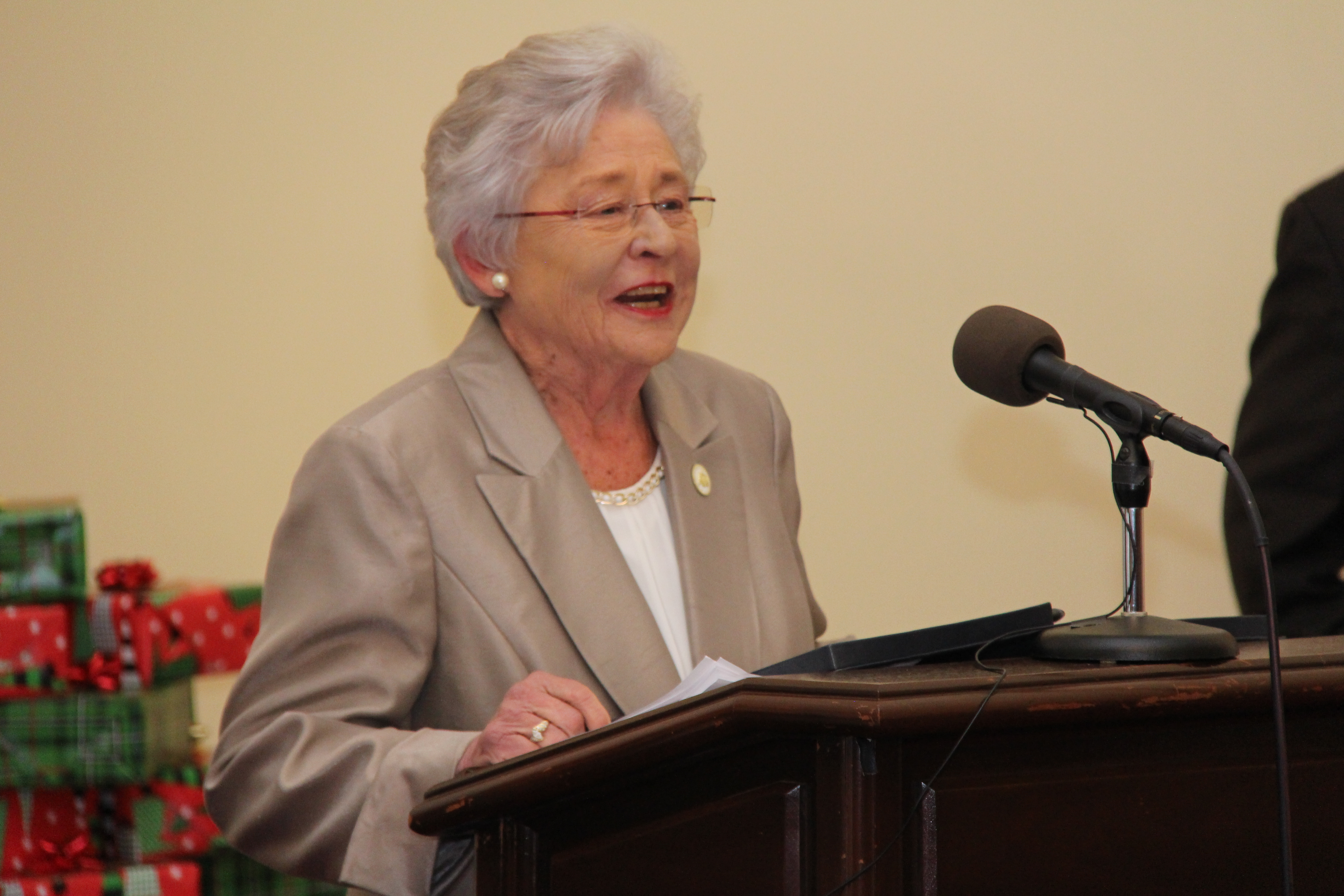 Kay Ivey Speaks About Various Initiatives Throughout The State To Employ  Persons With Disabilities