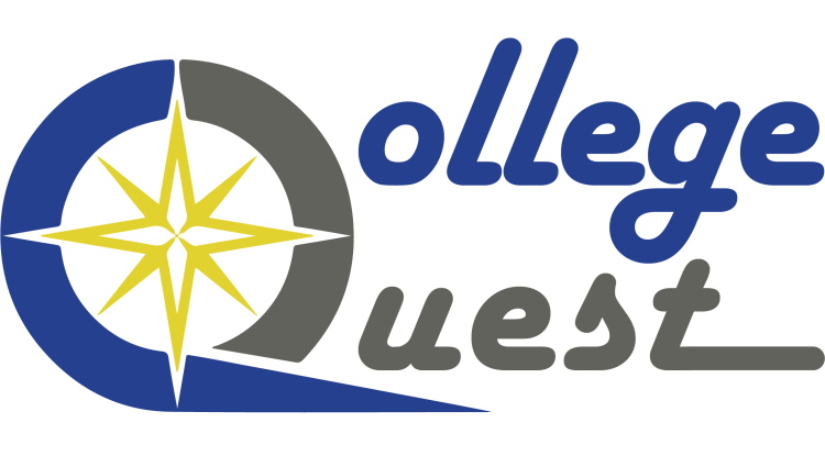 The College Quest graphic